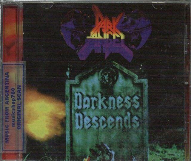 DARK ANGEL DARKNESS DESCENDS SEALED CD NEW 2010
