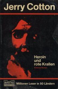 Jerry-Cotton-TB-Nr-025-Zustand-2-1-Auflage