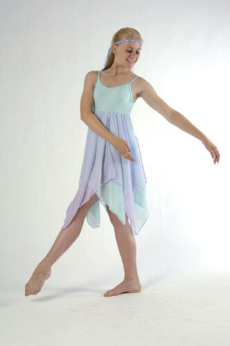 TO ORDER Spring Summer Autumn Winter Lyrical Dance Costume All Sizes