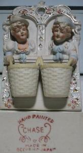 1950-s-Incredible-Victorian-Looking-Bisque-Porcelain-Match-Holder-Chase