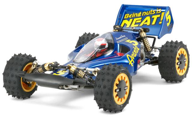 58489 Tamiya 1/10 R/C 4WD  AVANTE 2011  Off Road Racer  w/ ESC  Re-Issue !!