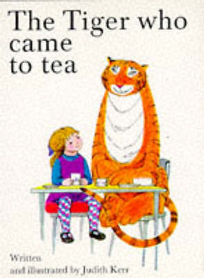 (Good)-The Tiger Who Came to Tea (Hardcover)-Kerr, Judith-0001937987