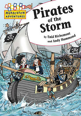 Richemont, Enid, Pirates of the Storm (Hopscotch Adventures), Very Good Book
