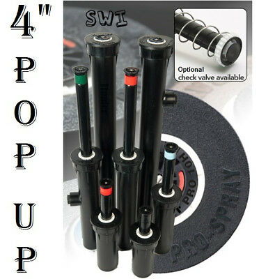 "HUNTER PRO SPRAY 4"" (10cm) PROS-04 SPRINKLER BODY, SRS, POP-UP, PROS04"
