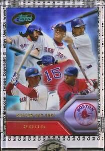 BOSTON-RED-SOX-2005-eTopps-5-Team-Card-IN-HAND-Ortiz-Ramirez-Millar-Schilling