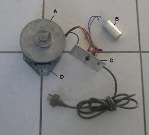 240-V-Washing-Machine-Electric-Motor