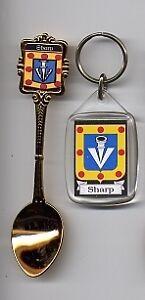 FAMILY-NAME-SOUVENIRS-SHARP
