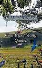 Christine's Country of Many Quotes: Open Randomly for Fun and Guidance by Christine Joubert (Hardback, 2011)