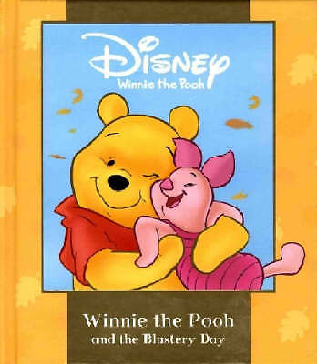 """""""AS NEW"""" Disney """"Winnie the Pooh"""" and the Blustery Day (Disney Book of the Film)"""