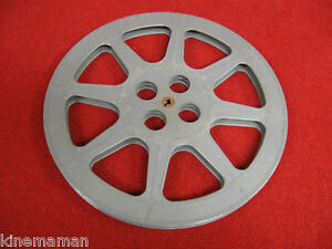 1600-16mm-Plastic-Motion-Picture-Film-Reel-Used-ATL