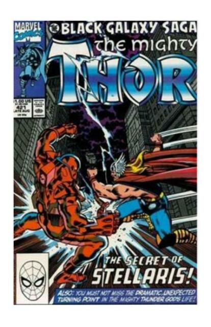 thor 421 aug 1990 marvel ebay