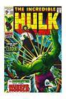 The Incredible Hulk #123 (Jan 1970, Marvel)