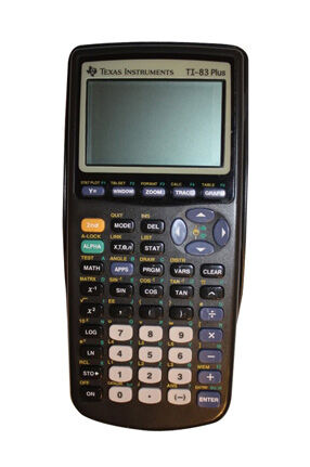 Texas Instruments TI-83 Plus Graphing Calculator for sale online | eBay