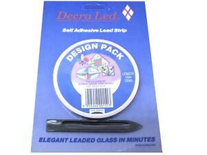 WINDOW-LEAD-10Mtr-FINEST-QUALITY-039-ORIGINAL-039-DECRALED-in-3-widths-BONING-PEG