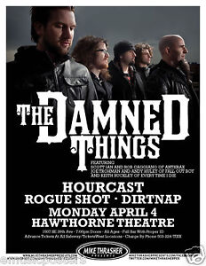 DAMNED-THINGS-2011-PORTLAND-CONCERT-TOUR-POSTER