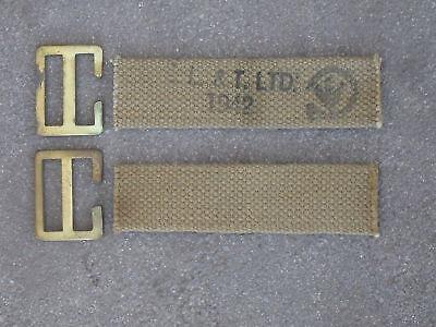 p37 waist belt rear buckles