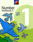 Abacus Year 1/P2: Number Workbook 3 by Ruth Merttens, Dave Kirkby (Multiple copy pack, 2001)