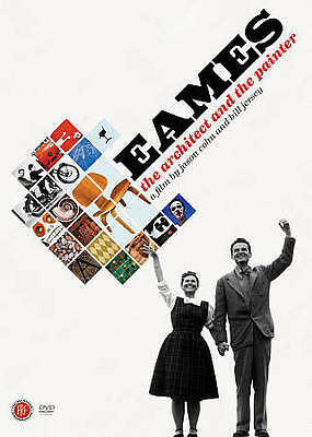 Eames: The Architect and the Painter (DVD, 2011)