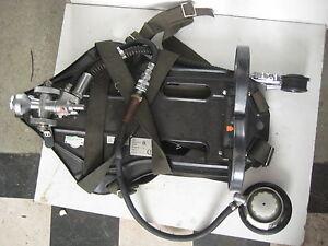 Pressluftatmer-BD-73-58-Atemgeraet-Sauerstoff-BW-THW