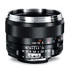 ZEISS Planar T 50mm f/1.4 ZF MF ZE Lens For Canon