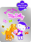 On the Farm with: Colour to Copy, Stickers, Shaped Book by Autumn Publishing Ltd (Paperback, 2011)