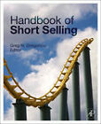 Handbook of Short Selling by Elsevier Science Publishing Co Inc (Hardback, 2011)