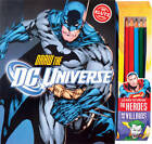 Draw the DC Universe by Editors of Klutz (Mixed media product, 2011)