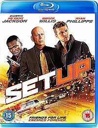Setup [Blu-ray], DVD, New, FREE & Fast Delivery