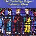 Camb.Singers Christmas Album von The Cambridge Singers,John Rutter (2005)