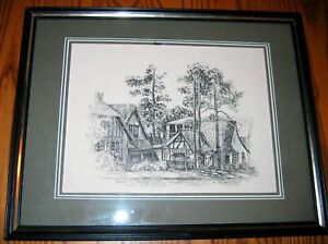 MARY-AGNES-LANSDOWNE-Carmel-by-the-Sea-FRAMED-PRINT