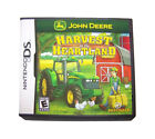 John Deere: Harvest in the Heartland (Nintendo DS, 2007)
