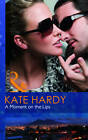 A Moment on the Lips by Kate Hardy (Paperback, 2011)