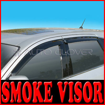 Smoke Window Visor 4p For 07 10 Hyundai Veracruz ix55