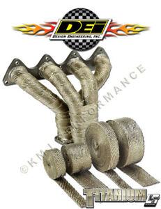 DEI-010129-2-x15-Titanium-Header-Exhaust-Heat-Wrap