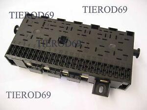 mk1 golf fuse box upgrade vw golf mk1 mk2 cabriolet scirocco t25 fuse box c699 | ebay