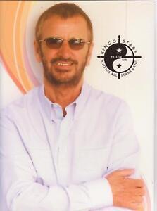 Ringo-amp-His-All-Starr-Band-Tour-Programme-2006-Beatles