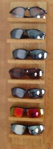 Eyeglass-Sunglass-Rack-Storage-Shelf-Wood-Hang-Display-Wooden-2-039-Handmade