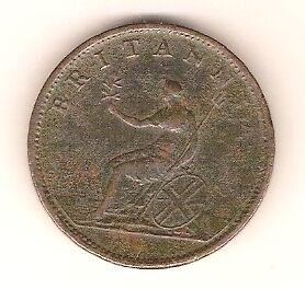 GREAT-BRITAIN-GEORGE-III-COPPER-HALFPENNY-1806