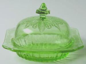 Green-Adam-Butter-Dish