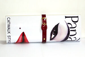Magazine-Clutch-Paparazzi-Emma-Eye-Japanese-Geisha-Black-Eyeliber-Red-Lip-Bags