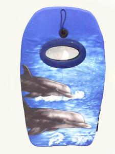 Snorkel-kickboard-surf-diving-dive-scuba-body-board-window-dolphin-pool-6051-NEW