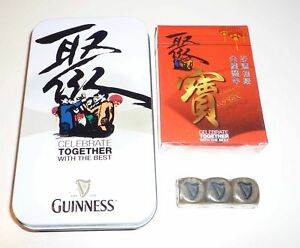 MALAYSIA-Playing-Cards-Dice-Set-GUINNESS-Come-Together-Celebrate-BOX-SET-2011