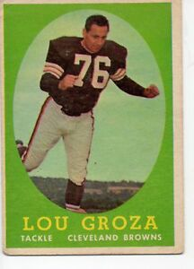 1958-Topps-Football-Card-52-Lou-Groza-Cleveland-Browns