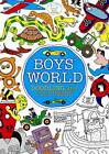 Boys' World: Doodling and Colouring by Michael O'Mara Books Ltd (Paperback, 2011)
