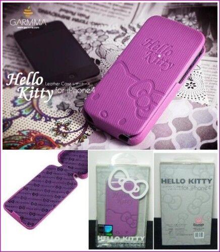 GARMMA HELLO KITTY Crystal iPhone 4 Case-Purple