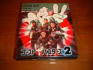 NEW-Ghostbusters-2-Nintendo-Game-Boy-Japan