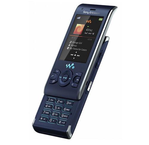Sony Ericsson Walkman W595 Active Blue Ohne Simlock Handy Günstig Kaufen Ebay