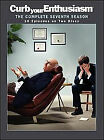Curb Your Enthusiasm - Series 7 - Complete (DVD, 2010, 2-Disc Set)