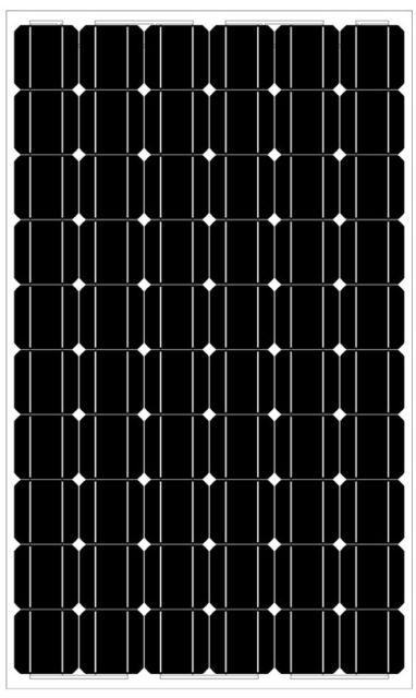 New 250 Watt 24v Monocrystalline Solar Panel 250W FREE FREIGHT