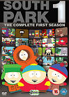 South Park - Series 1 (DVD, 2011, 3-Disc Set, Box Set)